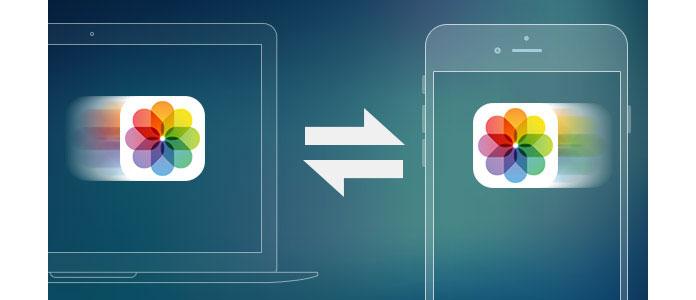 Cómo transferir fotos del PC al iPhone