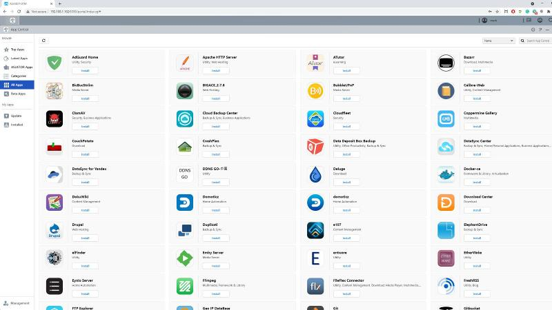 With 150 apps to choose from most requirements are covered