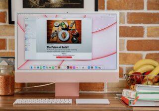 Review del iMac 2021 (M1)