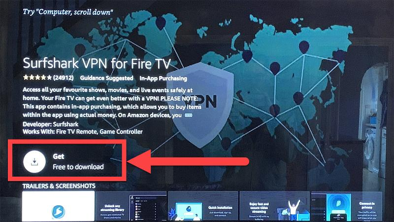 How to use a VPN on a Fire TV Stick
