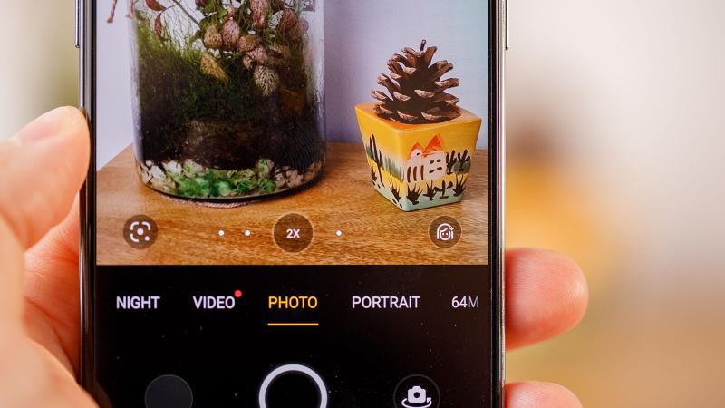 Realme GT camera app