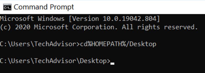 Windows 10 battery report
