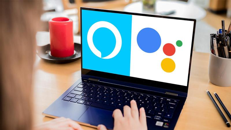 Cómo usar Alexa y Google Assistant en Windows 10