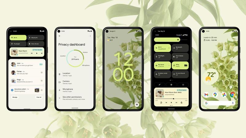 Android 12: Todo lo que necesitas saber