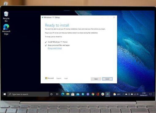Cómo instalar Windows 11 desde un USB