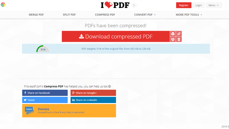 how to reduce PDF file sizes