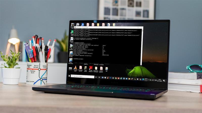 Cómo establecer una contraseña temporal en Windows 10