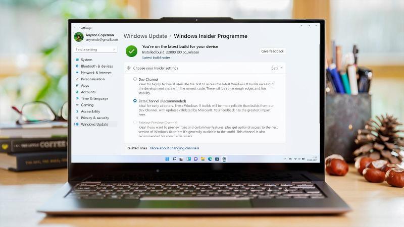 Cómo conseguir que la beta de Windows 11 aparezca en tu dispositivo